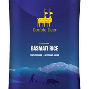 Double Deer Basmati Rice 1 Kg