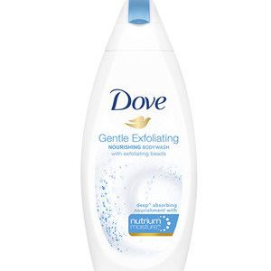 Dove Gentle Exfoliating Body Wash 190 Ml