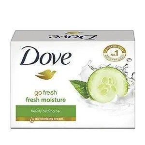 Dove Go Fresh Moisture Bathing Bar 75 Grams