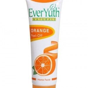 Everyuth Home Facial Cream Orange Peel Off 50 Grams Tube