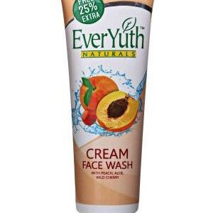 Everyuth Naturals Crem Face Wash 72 Grams