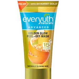 Everyuth Advanced Golden Glow Peel Off Mask 30 Grams