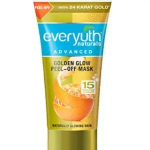 Everyuth Naturals Peel Off Mask Golden Glow 90 Grams Tube