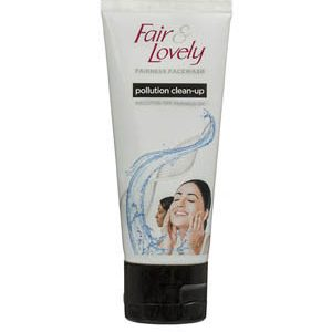Fair & Lovely Face Wash – Pollution Clean Up, 100 gm