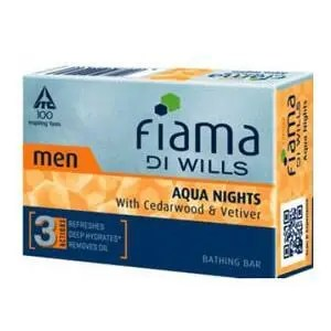 Fiama Diwills Aqua Nights Men Bar 75 Grams