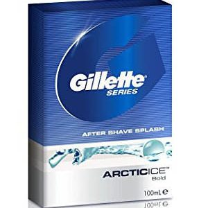 Gillette After Shave Splash Arctic Ice 100 Ml Carton