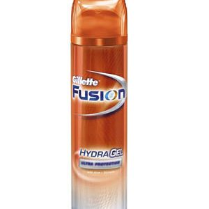 Gillette Fusion Hydra Gel Ultra Protection 195 Ml
