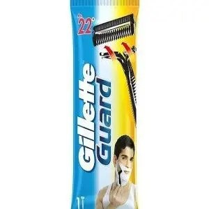 Gillette Manual Shaving Razor Guard 1 Pc Pouch