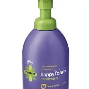 Godrej Protekt Happy Foam Handwash 250 Ml