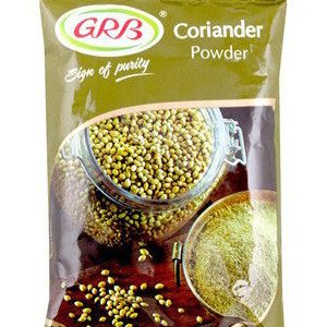 Grb Powder – Coriander, 100 gm Pouch