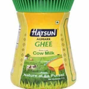 Hatsun Cow Ghee, 200 ml Jar