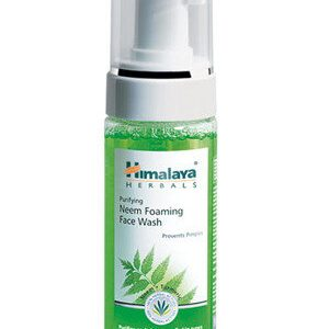Himalaya Face Wash Purifying Neem Foaming 50 Ml Bottle