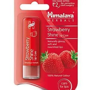Himalaya Lip Care Strawberry Shine 4.5 Grams