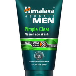 Himalaya Neem Face Wash Pimple Clear 50 Ml