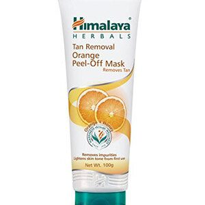 Himalaya Orange Peel Off Mask Tan Removal 100 Grams