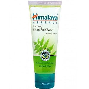 Himalaya Face Wash Purifying Neem 50 Ml Tube