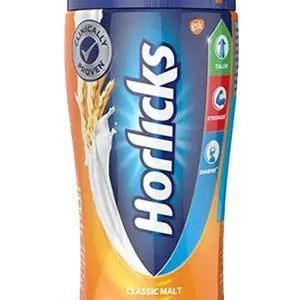 Horlicks Health And Nutrition Drink Classic Malt 500 Grams Jar