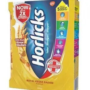 Horlicks Lite Badam 500 Grams Jar