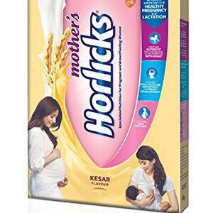 Horlicks Mothers Health And Nutrition Drink Kesar Flavor 450 Grams