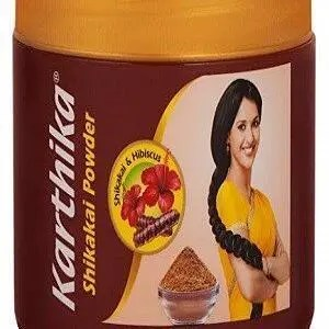 Karthika Shikakai Powder 180 Grams