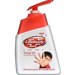 Lifebuoy Hand Wash Total 10 185 Ml Refill