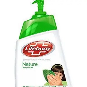 Lifebuoy Nature Germ Protection Hand Wash 190 Ml