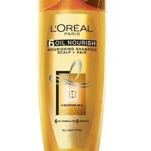 Loreal Paris 6 Oil Nourish Shampoo 75 Ml Bottle