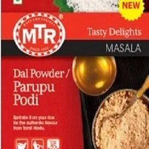 MTR Dal Powder or Parupu Podi 50g