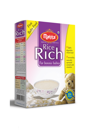 Manna Rice Rich 200 Grams