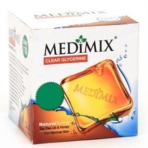 Medimix Bathing Bar With Tea Tree Oil And Honey 300 Grams