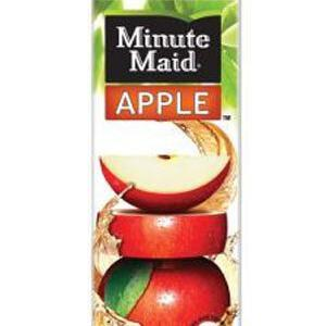 Minute Maid Juice - Apple, 150 ml