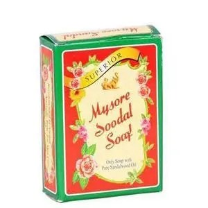 Mysore Sandal Bathing Soap 75 Grams Carton