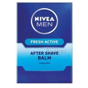 Nivea After Shave Balm Fresh Active 100 Ml Tube