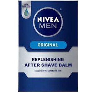 Nivea After Shave Balm Original Replenishing 100 Ml Carton