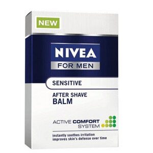 Nivea After Shave Balm Sensitive For Men 100 Ml Bottle