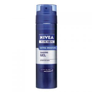 Nivea Shaving Gel Extra Moisture For Men 200 Ml