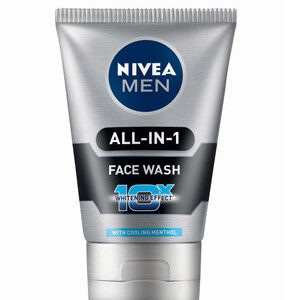 Nivea Face Wash Men All In One 50 Grams Tube