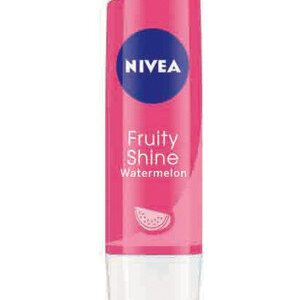 Nivea Fruity Shine Lip Balm Watermelon 4.8 Grams