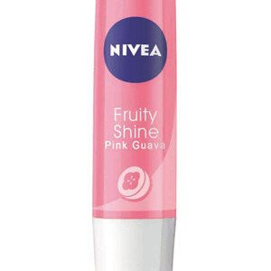 Nivea Fruity Shine Lip Moisturiser Pink Guava 4.8 Grams