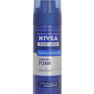 Nivea Shaving Foam Extra Moisture For Men 200 Ml