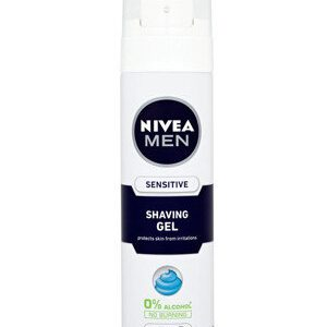 Nivea Shaving Gel Sensitive For Men 200 Ml