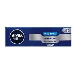 Nivea Shaving Gel Originals For Men 70 Grams