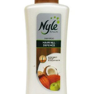 Nyle Hair Fall Defence Shampoo Badam Coconut Milk And Amla 180 Ml