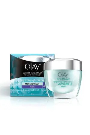Olay White Radiance Advanced Whitening Day Cream 50 Grams Bottle