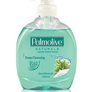 Palmolive Hand Wash Sea Mineral Imported 250 Ml