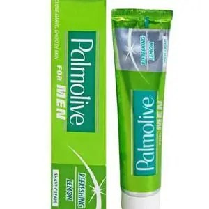 Palmolive Refreshing Lemon Shaving Cream for Men Imported 70 Grams