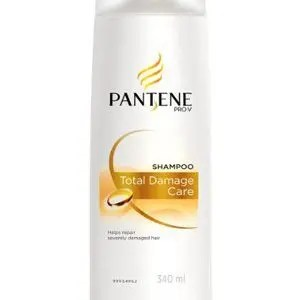 Pantene Shampoo Total Damage Care 180 Ml Bottle