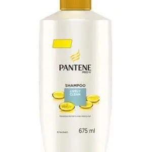 Pantene Shampoo Lively Clean 675 Ml Bottle