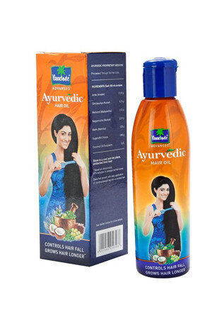 Parachute Hair Oil Ayurvedic 300 Ml Carton