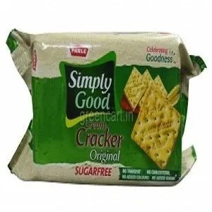 Parle Simply Good – Cream Cracker Original, 100 gm Pouch